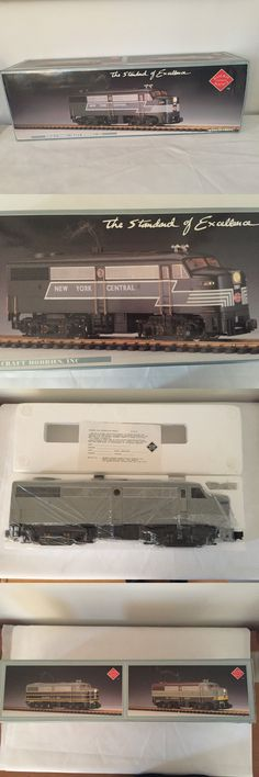 Locomotives 122576: Railway Express Agency G Scale Nyc Alco Fa-1 Diesel Locomotive New Old Stock -> BUY IT NOW ONLY: $199 on eBay!
