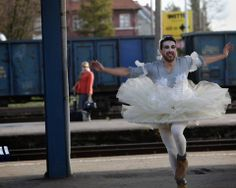 The Heart and the Sweetheart - Jan Jakub Kolski Ballet Skirt, Vogue, Heart, Men, Fashion, Moda, Tutu, Fashion Styles, Guys