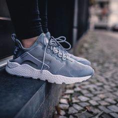 Nike Stealth Gris Air Huarache Ultra Trainers | Chaussures  Chaussures  Chaussures
