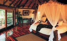Ulusaba Private Game Reserve - luxury tree house