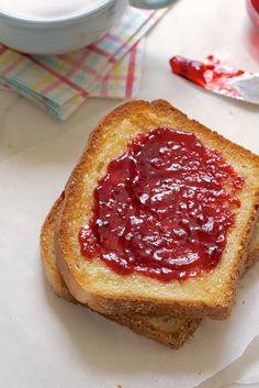 English Muffin Toasting Bread Recipe