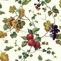 Fruit & Ivy KH7091 (In Stock) Retail price : $36.99 Our price : $18.49 per single roll
