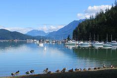 Harrison Lake, British Columbia
