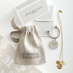 Williams-Sonoma: Mark and Graham Jewelry Packaging #morladesign #branding #identity