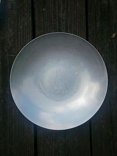 Vintage Kensington Ware Aluminum Rooster tray 10 inch