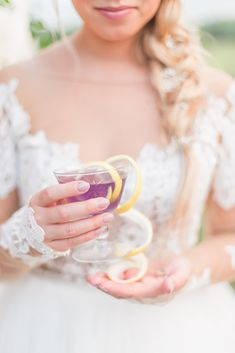 Disney Princess wedding insipration featuring Rapunzel from the movie Tangled. wedding cocktails recipes, wedding cocktail hour, wedding cocktail hour ideas, cocktail hour ideas wedding, bride cocktail, wedding cocktails, bridal cocktails