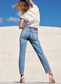 Хейли Болдуин в рекламе H&M (Интернет-журнал ETODAY)