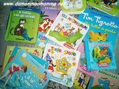 Da Mamma a Mamma.: I libri per bambini da 0 a 3 anni