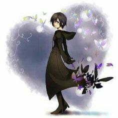 Xion. Butterflies fly away, but will come back some day.