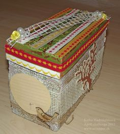 bez  01 Decorative Boxes, Challenges, Home Decor, Homemade Home Decor, Decoration Home, Decorative Storage Boxes, Interior Decorating