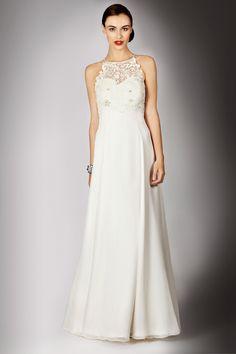 Lana Lace Maxi Dress £450 from Coast