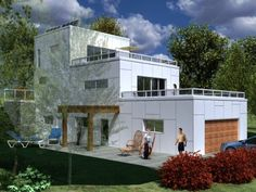 Appealing Icf House Plans With Large Lawn Stunning For