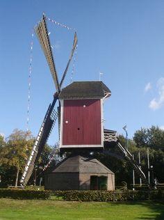 Flour mill, Sint Lindert / Molen van Niessen, Beegden, the Netherlands.