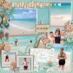 Used the following from the Sweet Shoppe: Template: Page Fillers Mega Pack by Cindy Schneider Boho Beach Bundle - Wendy P Designs Extra Branches and Flowers (recolored) - Studio Flergs