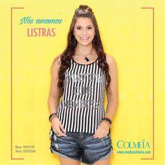 #listras #stripes #pretoebranco #nósamamos #trend #verão #summer #17