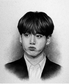 zoedde BTS Jungkook - my gosh thank you so much for y all are so supportive and amazing and ahh THANK YOU - - - - Bts Jungkook, Jungkook Fanart, Kpop Fanart, Kpop Drawings, Art Drawings Sketches, Pencil Drawings, Look Wallpaper, Bts Fans, Wattpad