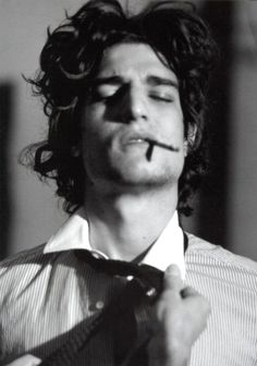 Louis Garrel. What is it about French men? -original comment- They do not get bent out of shape regarding affairs. Infact. It's expected that a man or woman of distinction will have many lovers. And I find nothing obscene about that. Children not having to deal with the pain of divorce? When the 7 year itch hits and it always does. Find a french man. ;)