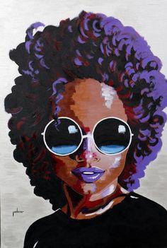 Original Portrait Painting by Isabela Palmer   Figurative Art on Canvas   Ablepsia V Salon Art, Original Paintings, Acrylic Paintings, Paint And Sip, Contemporary Paintings, Woman Face, Figurative Art, Art Inspo, Saatchi Art