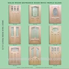 Resultado de imagen de puertas de entrada principal con vidrio