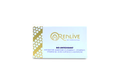 """Bio Antioxidant. Food supplement with #vitamins C, E, B6, a-lipoic acid, l-glutathione. It provides a strong mixture of #antioxidants which block free radicals and the """"oxidation stress"""" before it takes places."""