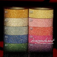PAPER Glitter Washi Tape Masking Adhesive Roll Decorative Card Craft Easy Tear Masking, Washi Tape, Easy Crafts, Adhesive, Bodice, Layers, Tunic Tops, Glitter, Baby Shower