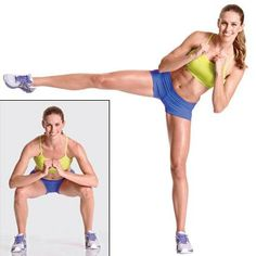 7 Easy At-Home Exercises to Tone Stomach, Bum and Thighs - Well and Living Workout Routines For Women, At Home Workouts, Butt Workouts, Fitness Nutrition, Fitness Tips, Fitness Inspiration, Motivation Inspiration, Pilates, Plie Squats