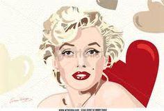 Cartoon Marilyn Monroe - Bing Images