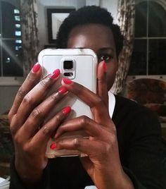 Lupita Nyong'o sport