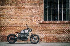 A Custom BMW R100R Cafe Racer named TITAN 'Willmann' by Titan Motorcycles. Latest Project. Austrian Custom Motorcycle Workshop based in Graz, Styria, Austria. Custom Bike. Café Racer. Short Tail. Build. Ride. Explore. Unique Handcrafted Design. Instagram @titanmotorcycles . Clemens Humeniuk Kooky Photography . . . . #titanmotorcycles #custom #motorcycle #handcrafted #austria #caferacer #vintage #bikes #lifestyle #motorrad #markyourterritory #sights #sightseeing #seifenfabrik » #bmw #r100r Custom Bmw, Custom Bikes, Motorcycle Workshop, Motorcycle Companies, Vintage Bikes, Bobber, Austria, Motorcycles, Explore