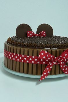 Birthday Cake For Men Easy, Bolo Da Minnie Mouse, Disney Birthday, Baby Pictures, Cake Pops, Deserts, Food And Drink, Cooking, Christmas