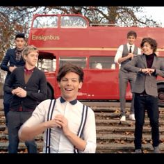 One Direction, Inbetweeners dance !