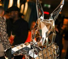 Easter disco bunny - stunning mirrored act that is family friendly perfect for shopping centres to reflect the natural light. Themed Parties, Party Themes, Futuristic Party, Easter Events, Disco 70s, 70s Party, Bonfire Night, Walkabout, Out Of This World
