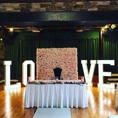 #love #loveletters #wedding #event #party #lightup #led #weddingday #mrandmrs