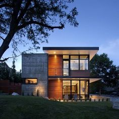 Dihedral Home by Arch11, Boulder, #Colorado #Usa ...