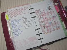 Filofax Diary