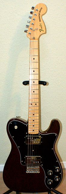 Fender Guitars- my dream, if you got this for me I would love you !!!