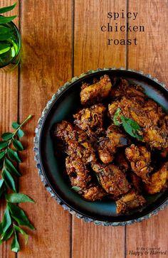 Spicy Chicken Roast