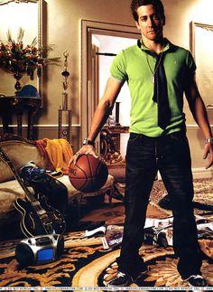 Jake Gyllenhaal by Michael Thompson, 2004