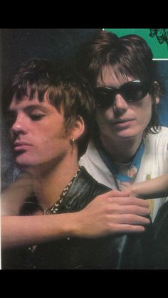 Nick and Richey 1993