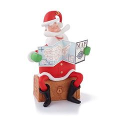 IVe Been Everywhere 2013 Hallmark Ornament * Learn more by visiting the image link. Note: It's an affiliate link to Amazon.