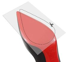 For Heels – Sole Guard