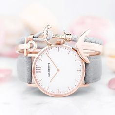 ⚓ Paul Hewitt fashion watches and bracelets for women and men. Gold Bangle Bracelet, Sterling Silver Bracelets, Gold Bracelets, Silver Earrings, Look 2017, Trendy Watches, Cheap Watches, Rose Gold Jewelry, Jewelry Rings