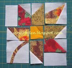 Risultati immagini per maple leaf quilt block