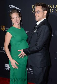 Robert Downey Jr y Susan Downey