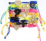 Joolz by Martha Calvo Friendship Bracelets $65.00