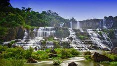 Pongour Falls, Dalat, Vietnam