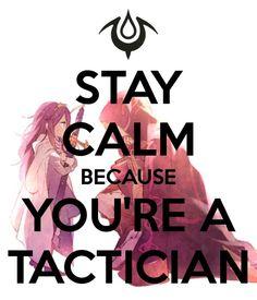 keep calm i'm tactician - Recherche Google