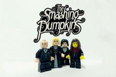 20 bekannte Bands, umgesetzt in Lego