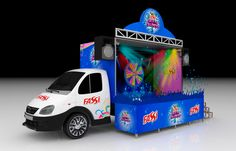 BRAND ACTIVATION - FASSI on Behance