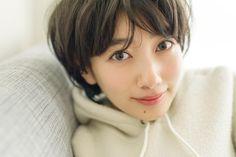 Haru on Men's Nonno Feb 2016 / 波瑠 (メンズノンノ2月号)